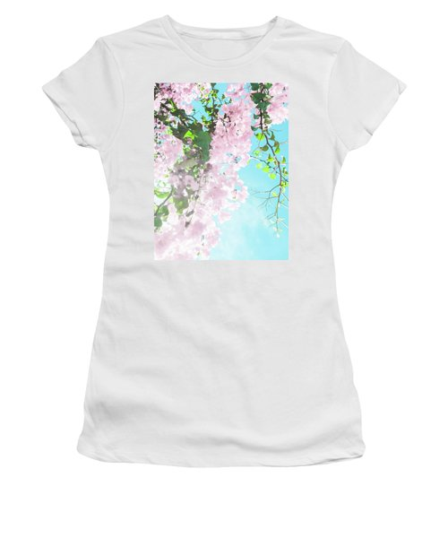 Floral Dreams IIi Women's T-Shirt