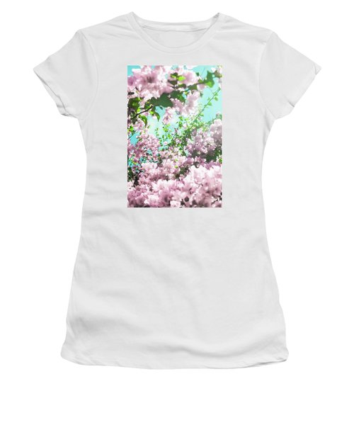 Floral Dreams Iv Women's T-Shirt