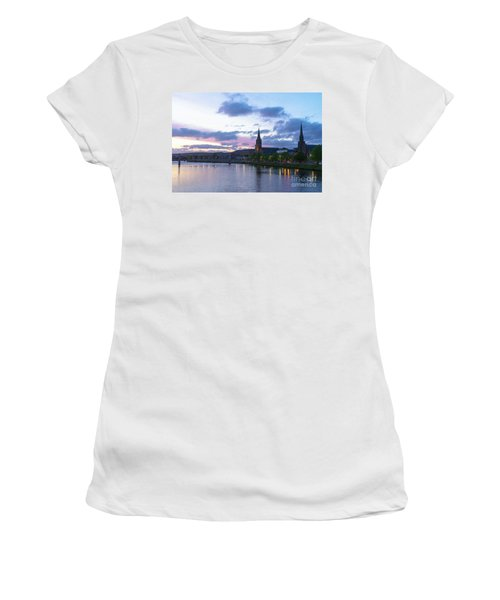 Flowing Down The River Ness Women's T-Shirt