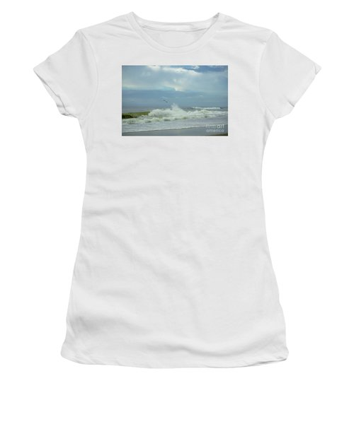 Fly Above The Surf Women's T-Shirt