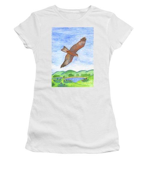 Flying Hawk Women's T-Shirt
