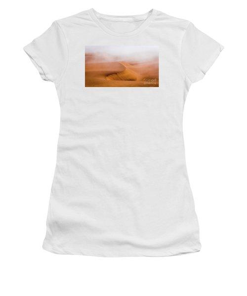 Foggy Namib Desert Women's T-Shirt