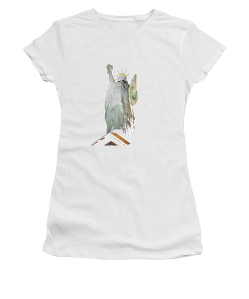 Fractured Liberty Women's T-Shirt