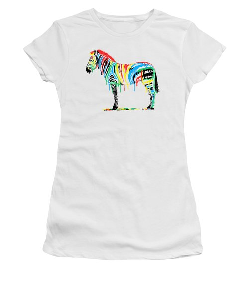 Fresh Paint Women's T-Shirt