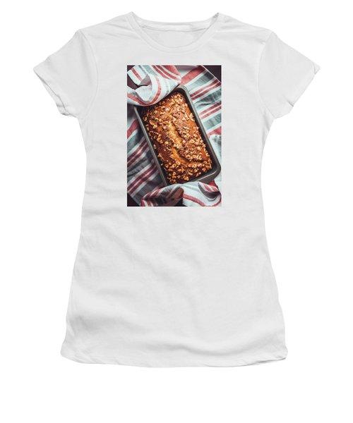 Freshly Baked Banana Bread Women's T-Shirt