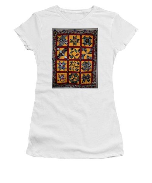 Frida Quilt Women's T-Shirt