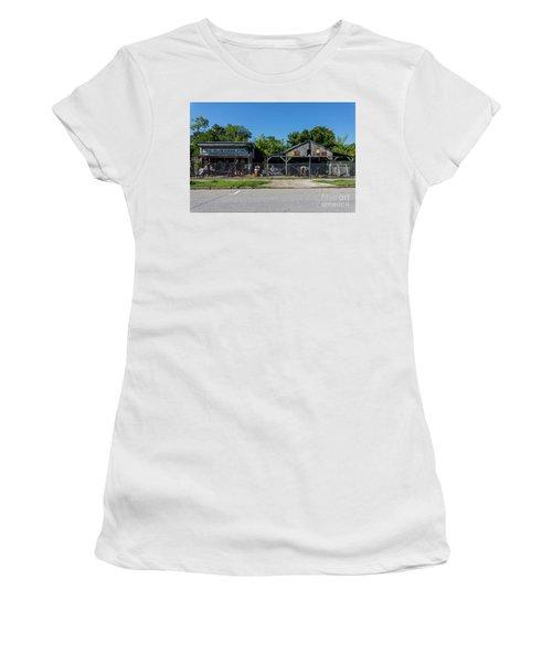 Frog Hollow General Store - Augusta Ga Women's T-Shirt