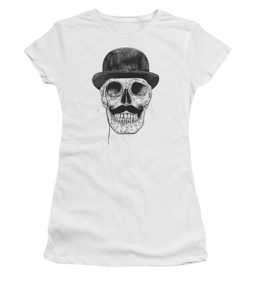 Gentlemen Never Die Women's T-Shirt
