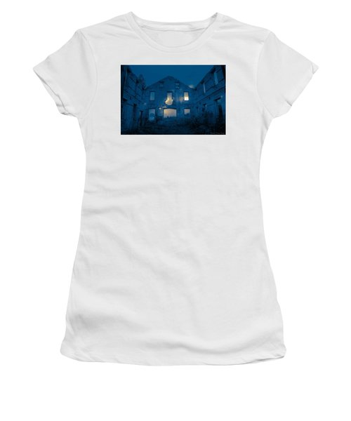 Ghost Castle Women's T-Shirt