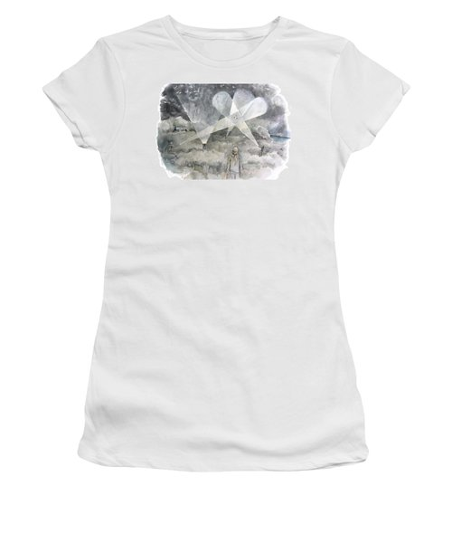 Ghostbusting The New Zealand Storm-petrel Women's T-Shirt