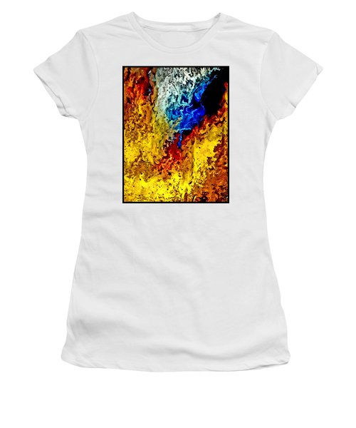 Golden City  Women's T-Shirt