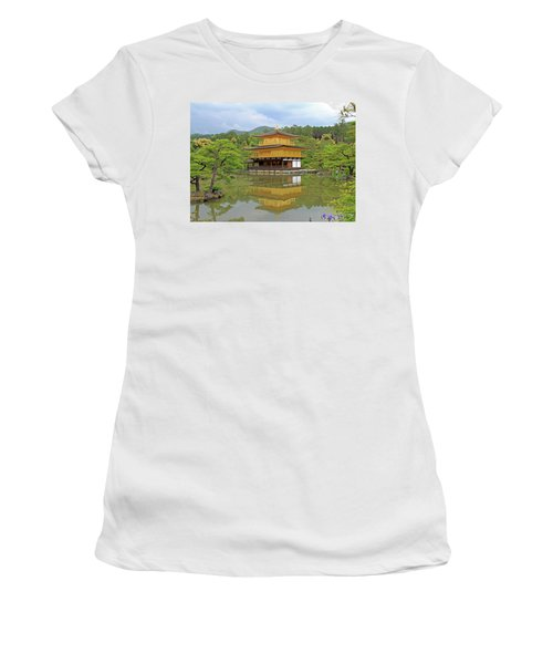 Golden Pavilion - Kyoto, Japan Women's T-Shirt