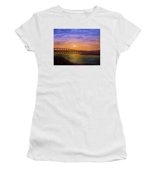 Golden Spirit Women's T-Shirt