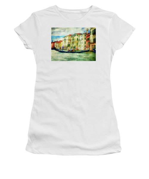 Gondola Ride Women's T-Shirt