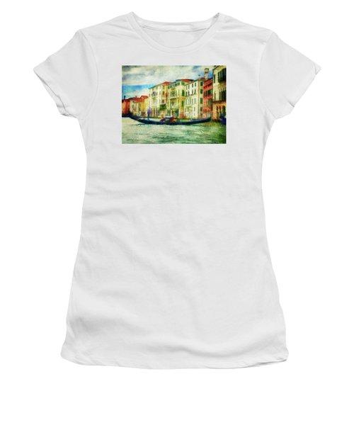 Gondola Ride Women's T-Shirt