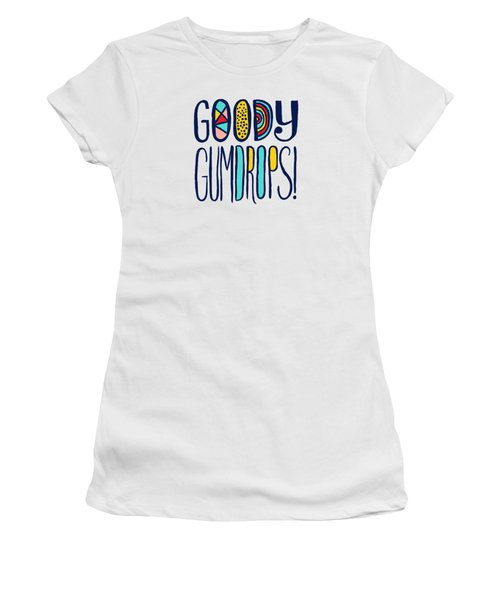 Goody Gumdrops Women's T-Shirt