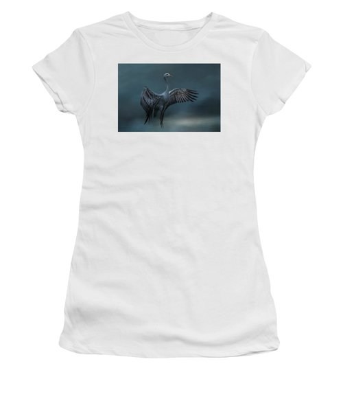 Graceful Dancer Women's T-Shirt