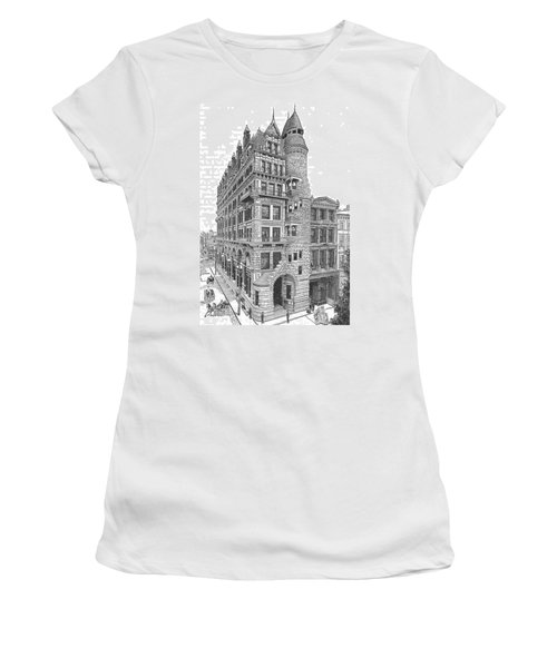 Hale Building Women's T-Shirt