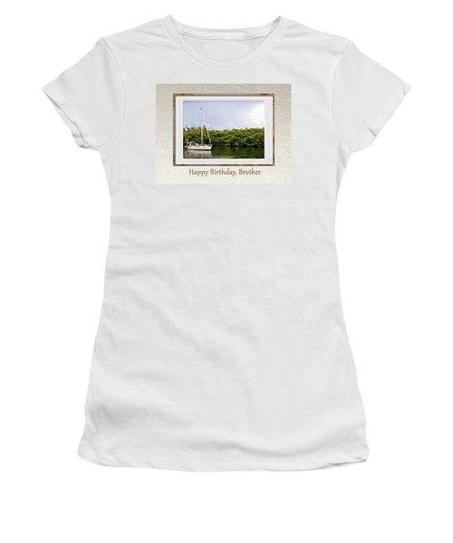 Happy Birthday, Brother Women's T-Shirt