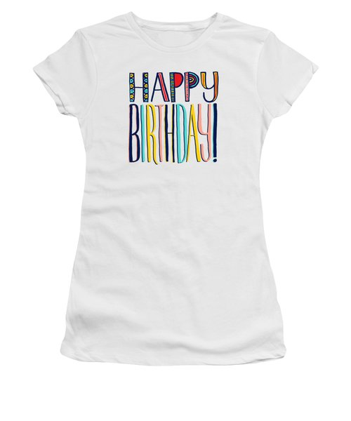Happy Birthday Women's T-Shirt