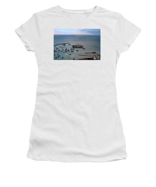 Harbor Salvador Da Bahia  Women's T-Shirt