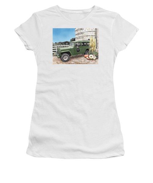 Harvest At Magnolia Women's T-Shirt