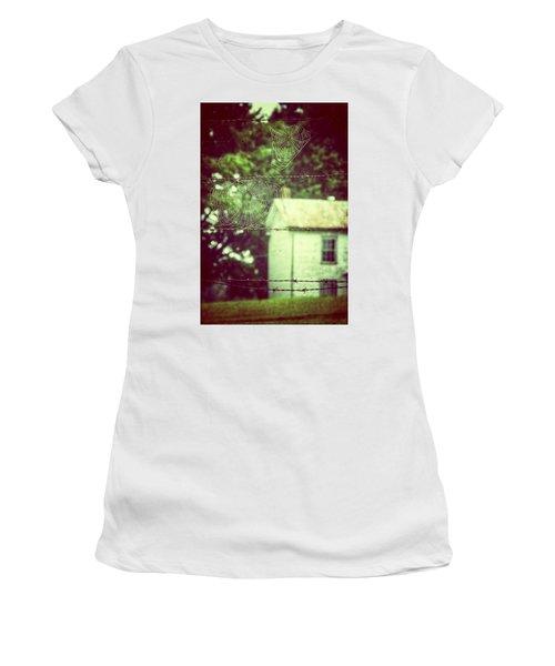 Haunted Women's T-Shirt