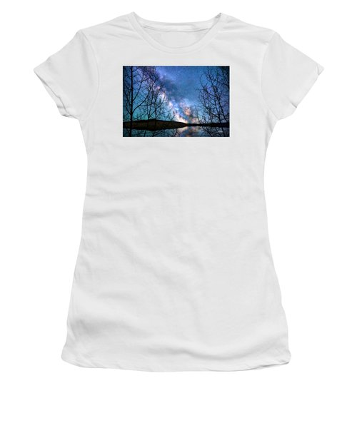 Heaven And Earth Women's T-Shirt