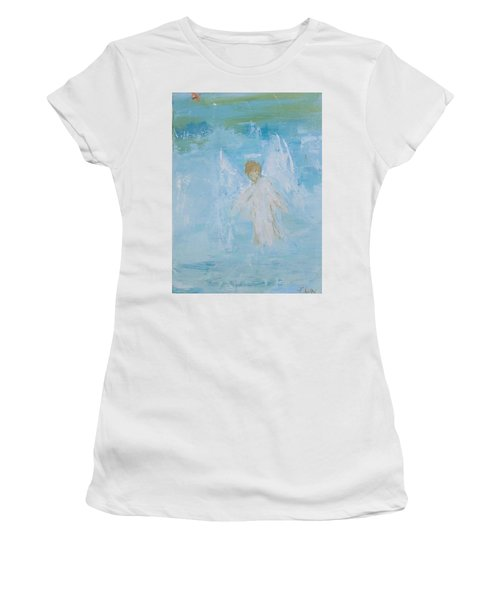Heavenly Angel Child Women's T-Shirt