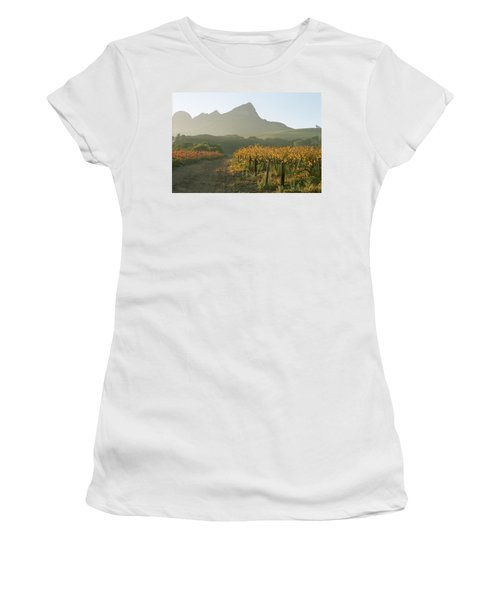 Helderburg Vineyard Women's T-Shirt