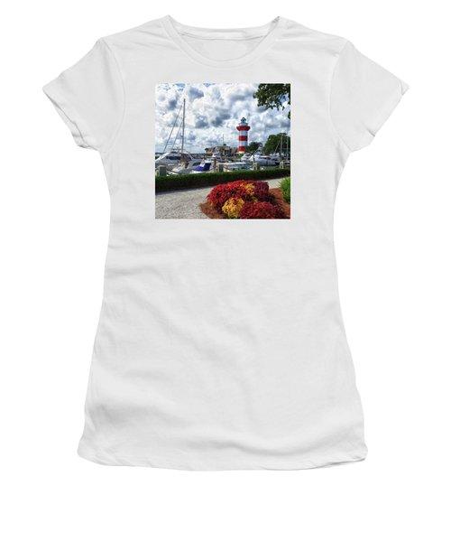 Hilton Head Island - Square Women's T-Shirt