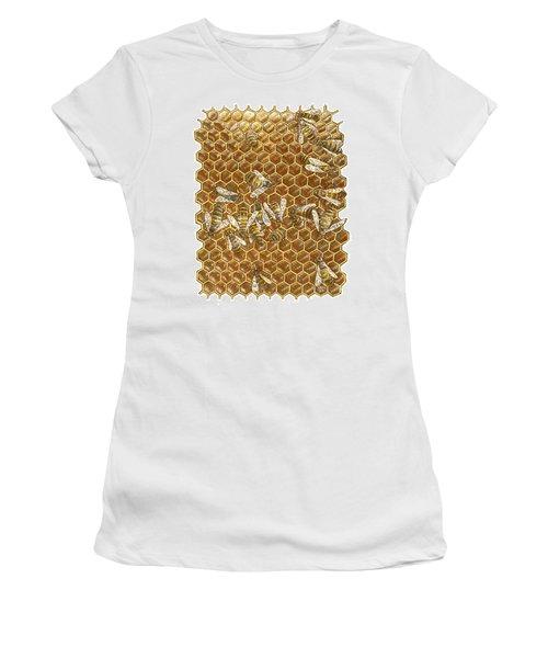 Honey Bees Women's T-Shirt