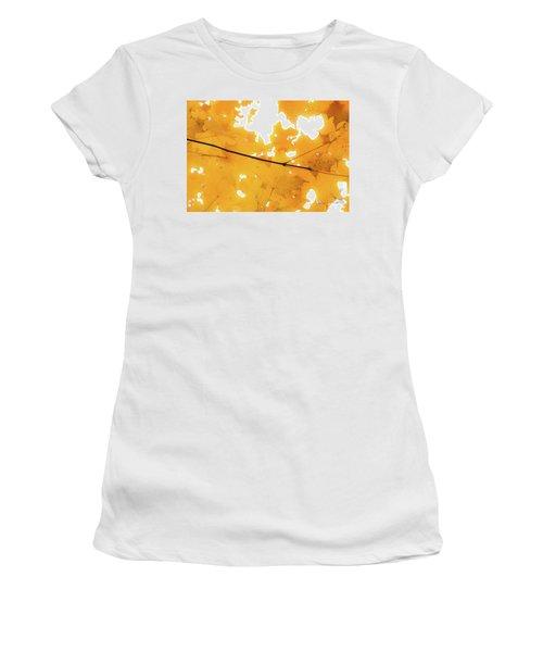 Honey Colored Happiness Women's T-Shirt