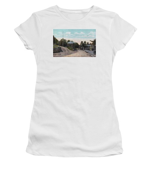 Howard Blvd. Mount Arlington Women's T-Shirt