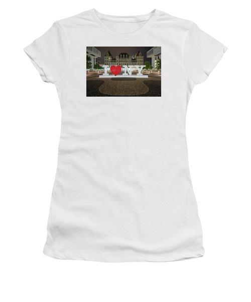 I Love Ny Women's T-Shirt