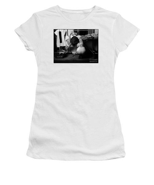 I Nearly Saw God Women's T-Shirt
