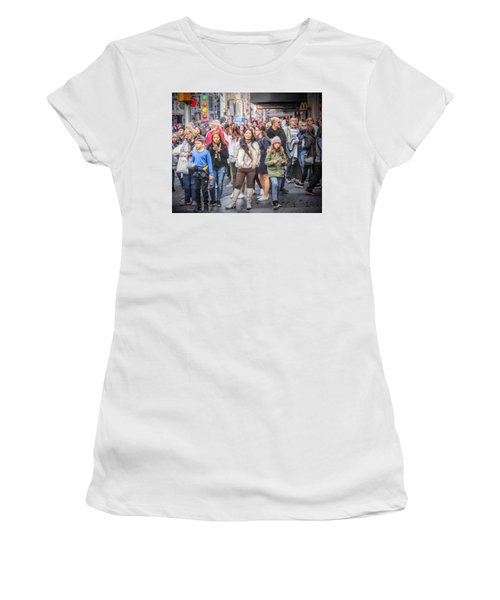 I See You, Mr. Photographer Women's T-Shirt