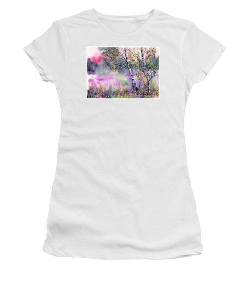 Idyllic Meadow Women's T-Shirt