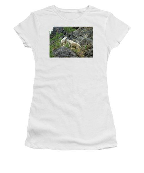 Idaho Mountain Goats Women's T-Shirt
