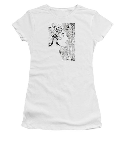 In The Eye Of The Beholder Women's T-Shirt