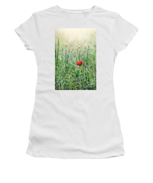 In The Mist Of The Morning Women's T-Shirt