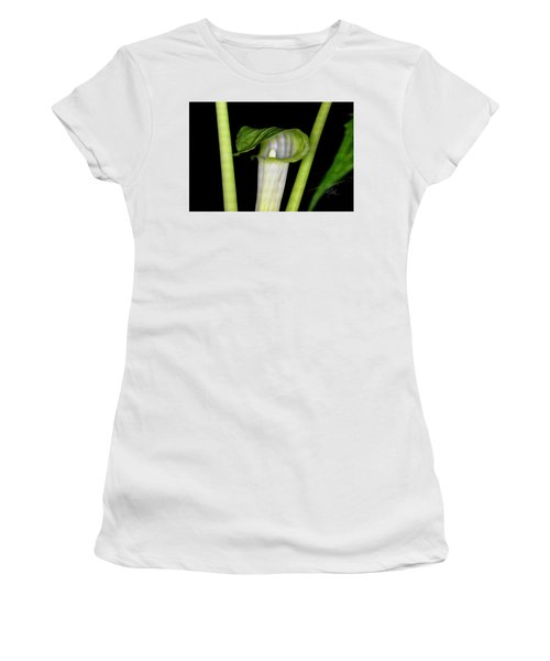 Jack In The Pulpit Women's T-Shirt