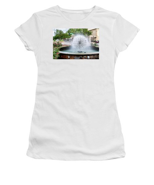 James Brown Blvd Fountain - Augusta Ga Women's T-Shirt