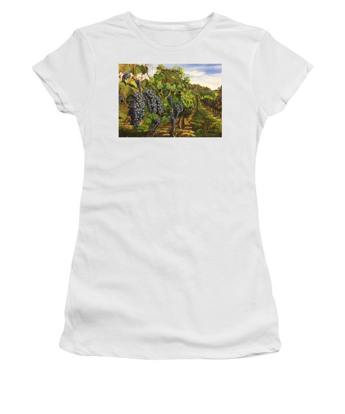 Jewels Of The Okanagan Women's T-Shirt