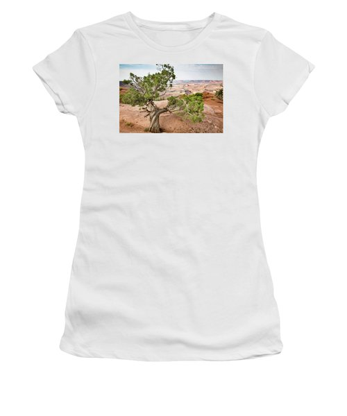 Juniper Over The Canyon Women's T-Shirt