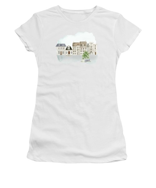 Just Breathe Women's T-Shirt