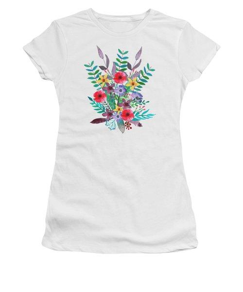 Just Flora I Women's T-Shirt
