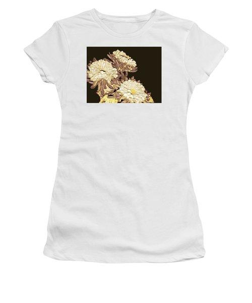 Kimono Garden Women's T-Shirt