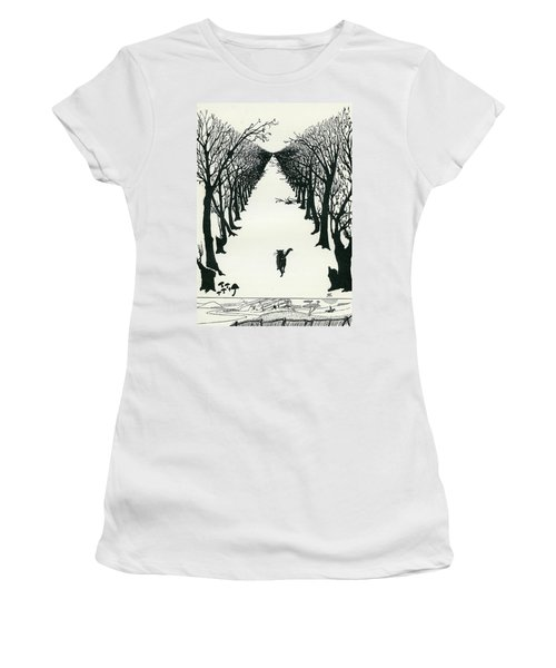 The Cat That Walked By Himself Women's T-Shirt
