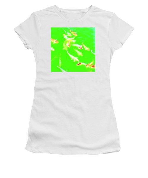 Koicarpscape 4 Women's T-Shirt